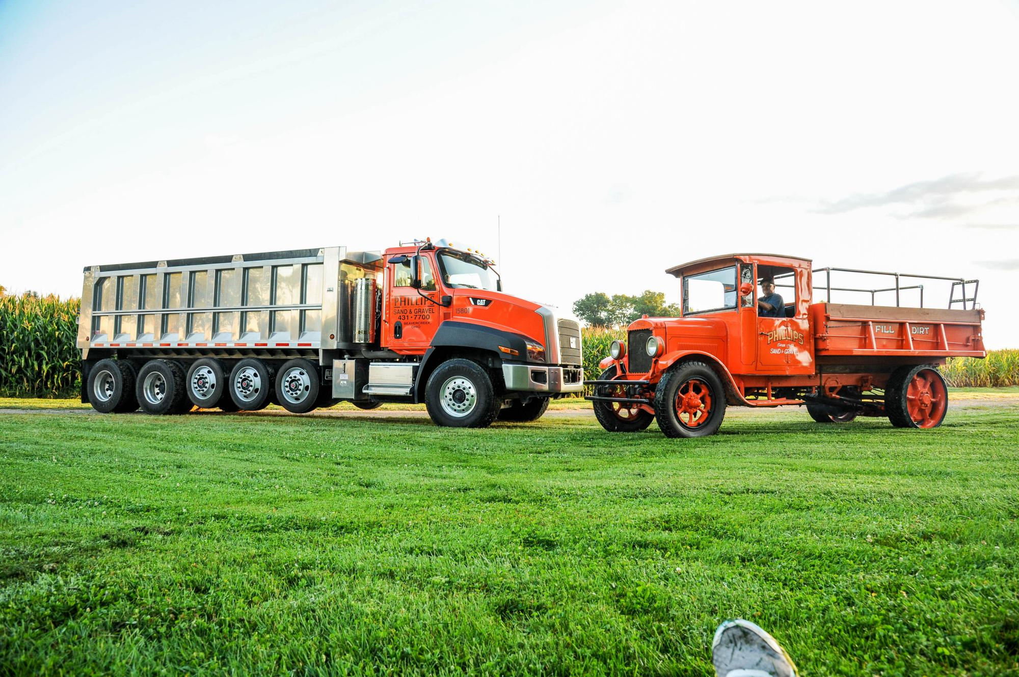 Trucking, 1929 to today