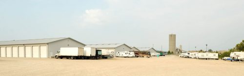 Storage_gravel lot